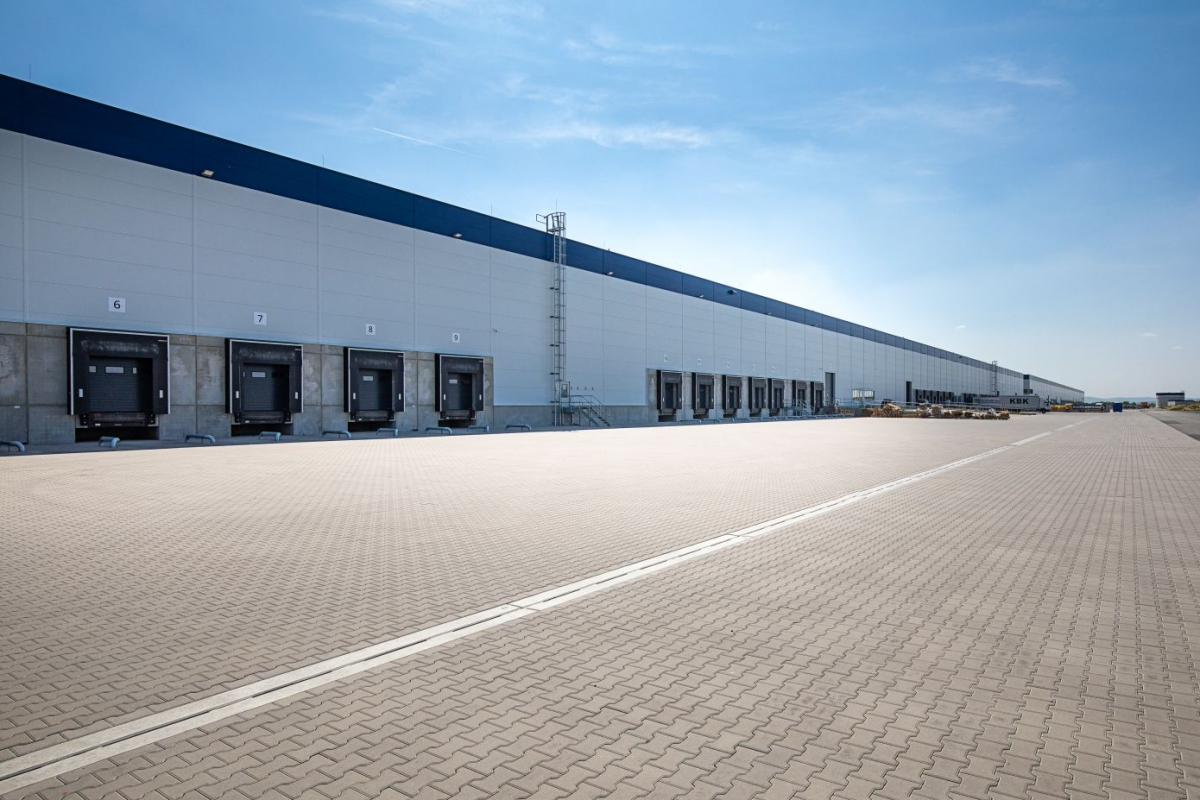 Brno Airport Logistic Park - Hall A